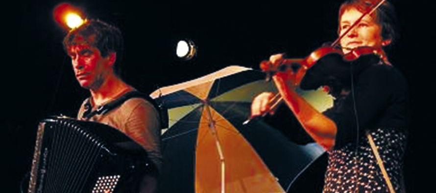 Bal folk avec Parasol et Cord'O'Vent à Montoire