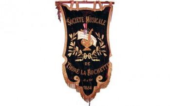 Une bannière inscrite au titre des monuments historiques