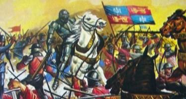 Azincourt, 1415, le comte de Vendôme est encore retenu en captivité