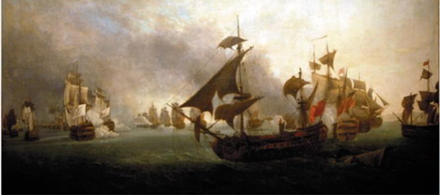 «L'Amiral d'ESTAING, le Vent de l'Amérique( 1778)»  par le Président Valéry GISCARD d'ESTAING