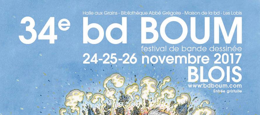 BD BOUM: la 34e édition sur les planches