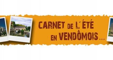 Carnet de l'été en Vendômois