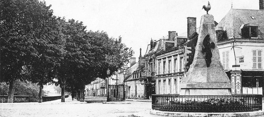 Vendôme, la belle histoire de ses places