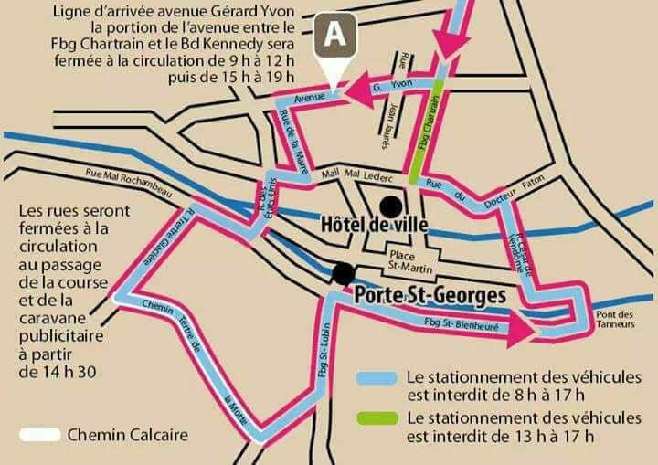 Tour du Loir et Cher ; TLC