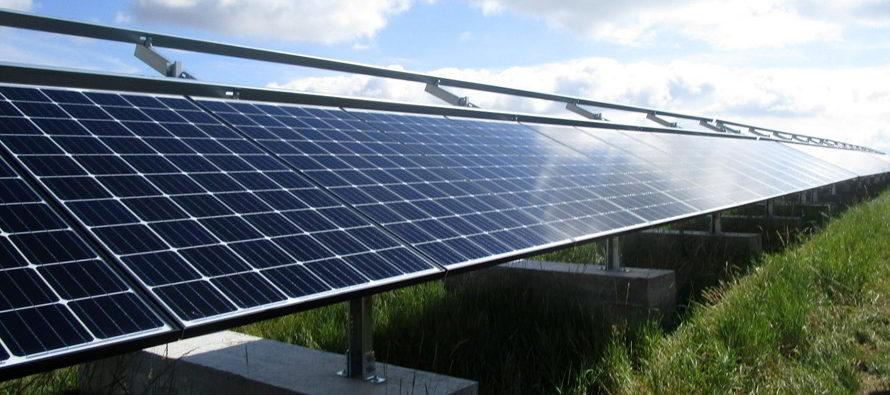 Participation citoyenne dans la centrale photovoltaïque de Montoire