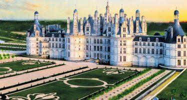 Visites gratuites de Chambord et ses jardins