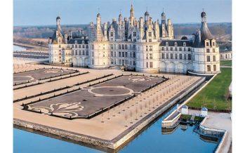 Chambord retrouve ses jardins à la française du XVIIIe siècle