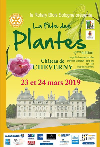 fête des plantes ; Cheverny