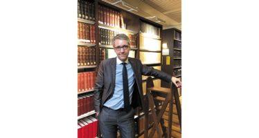 Christophe Marion fait l'histoire à Paris