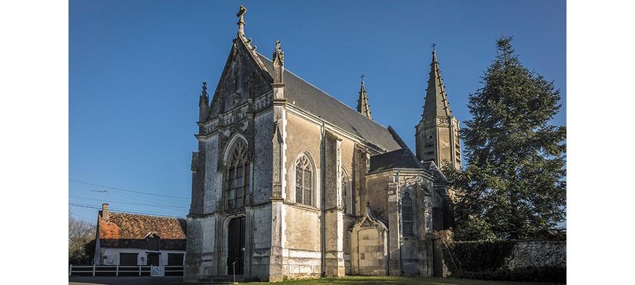 Notre-Dame de Villethiou