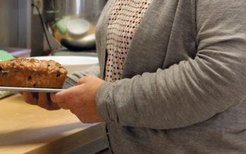 Claire, pâtissière bio