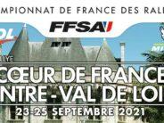 Rallye Coeur de France Du 23 au 25 septembre