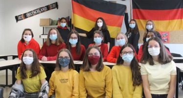 L'amitié franco-allemande fêtée au collège