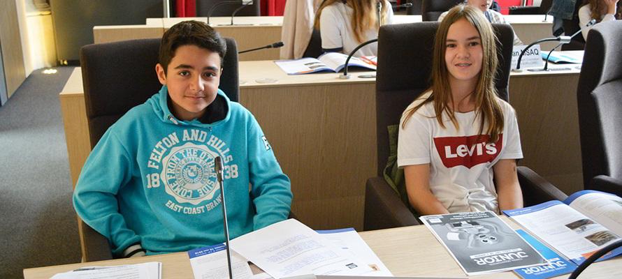 collège Robert-Lasneau ; Concours départemental Juniors