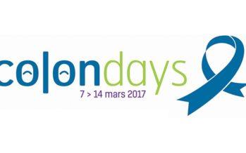 «Côlon Days» du 7 au 14 mars 2017