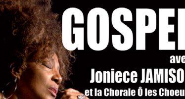 L'Américaine Joniece Jamison et la chorale Ô les Chœurs en concert à Vendôme