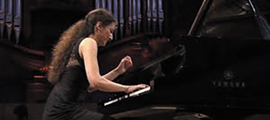 La pianiste Hélène Tysman en récital à Vendôme