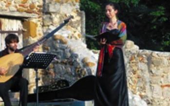 Conférence et concert «Ronsard et l'érotisme» samedi 29 août