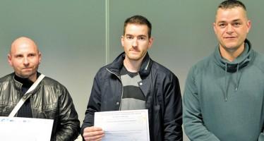 Concours de viennoiseries 100% maison… Un boulanger-pâtissier Vendômois lauréat en création