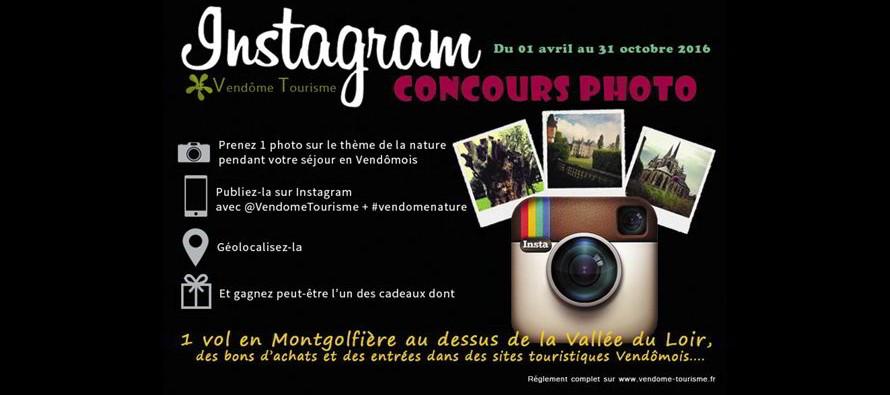 «Instagram» Jeu concours pour promouvoir la destination