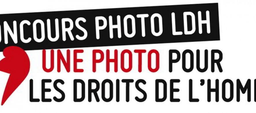 Une photo pour les droits de l'homme