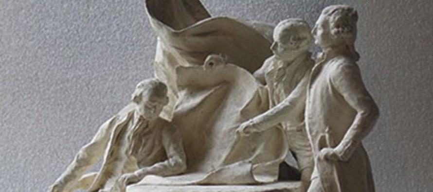 La rencontre de trois destins ROCHAMBEAU, WASHINGTON, LAFAYETTE
