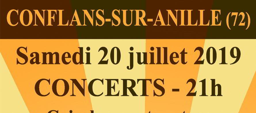 Conflans-sur-Anille en fête les 20 et 21 juillet