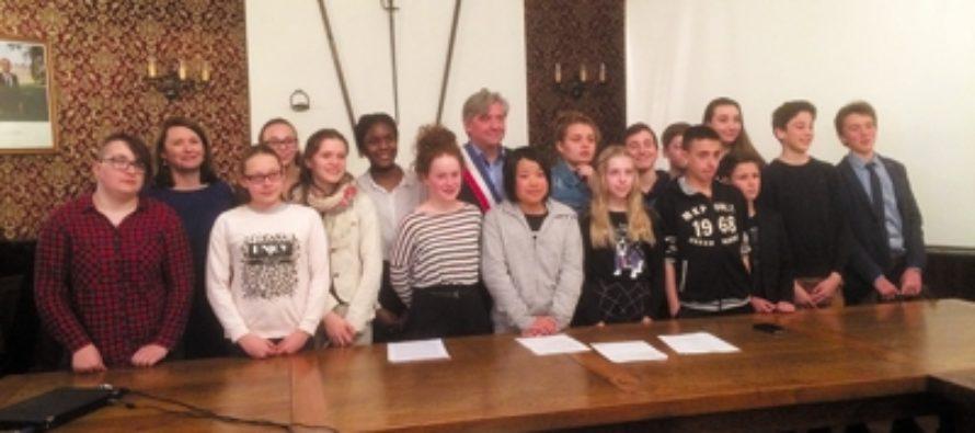 Le Conseil municipal des Jeunes est lancé !