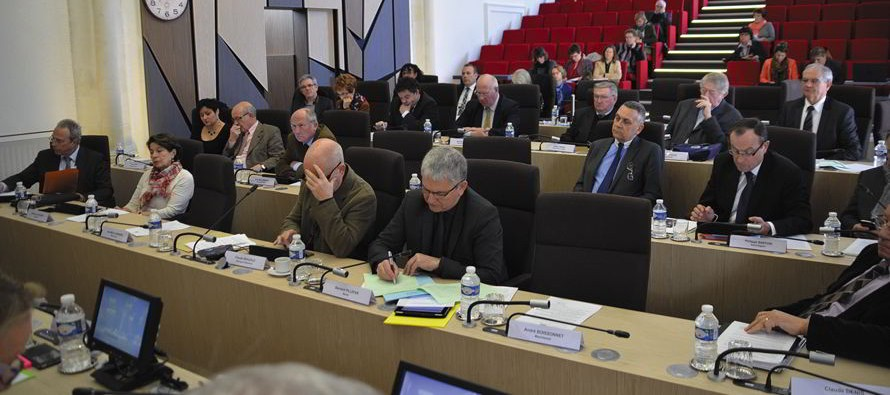Feu Conseil général a tenu sa dernière session