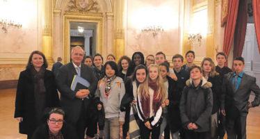 Des projets pour le Conseil municipal des jeunes