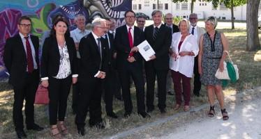 Nouveau Contrat de Ville signé : Des enjeux et des objectifs partagés pour agir jusqu'en 2020