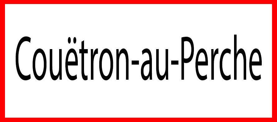 Bienvenue à la commune nouvelle de Couëtron-au-Perche