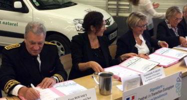 Signature du contrat de transition énergétique à Vendôme