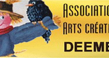 Rencontrez l'association DEEME au Salon Tendances Créatives, à Tours !