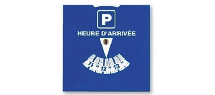 La Zone bleue passe à 2 h de stationnement