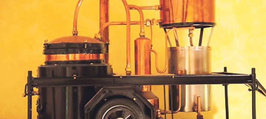distillerie Pelletier ; distillerie