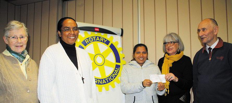 Le Rotary se mobilise pour le Tchad