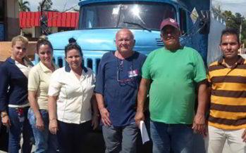 4e projet de coopération  bouclée pour COOPàCUBA