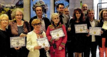 Elisabeth Fourgeaud-Bourgeois reçoit de nouveaux prix