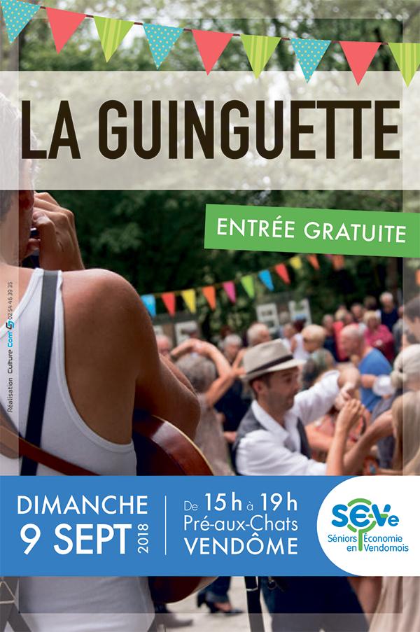 SEVe ; guinguette