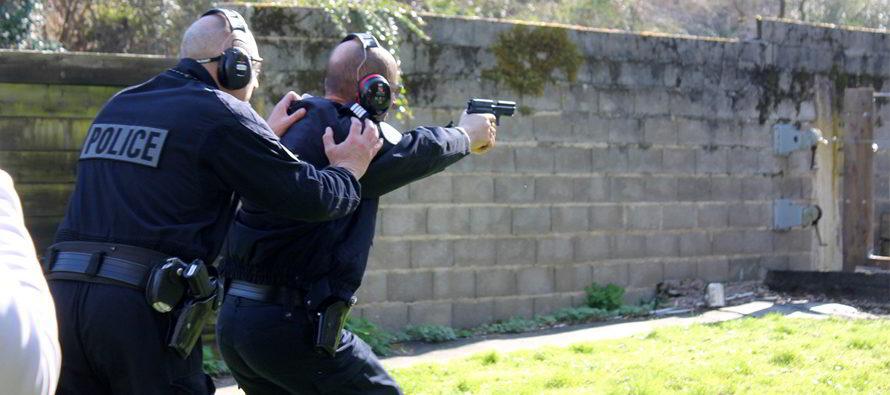 Tir de Police
