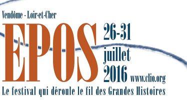 EPOS, le festival qui déroule le fil des Grandes Histoires du 26 au 31 juillet
