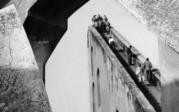 Photographie : l'âme d'un architecte au château de Tours
