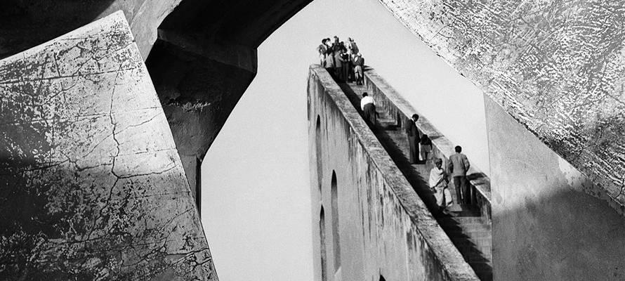 Lucien Hervé ; Corbusier ; photographe