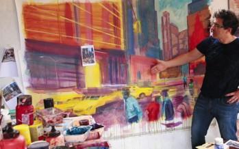 PORTRAIT D'ARTISTE : Alexis Pandellé