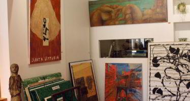 Dix artistes exposés à la Galerie
