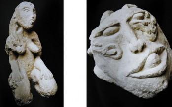 L'expression de la pierre. Exposition de Justo Zafrilla chez Laurent Potier