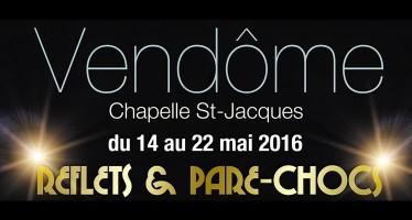 «Reflets et pare-choc» : du 14 au 22 mai, Vendôme