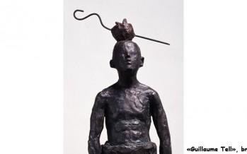 Les bronzes de Martin Salazar chez Laurent Potier
