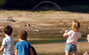 Cet été je vais à la pêche !